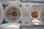 Techo de la iglesia de San Miguel.
