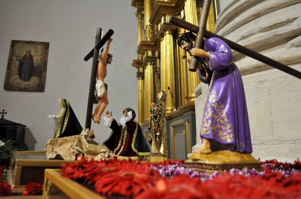 Este es el programa de procesiones de la Semana Santa de Priego 2017