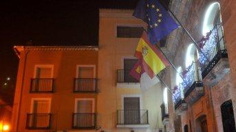 Colocación de las banderas hasta marzo de 2016