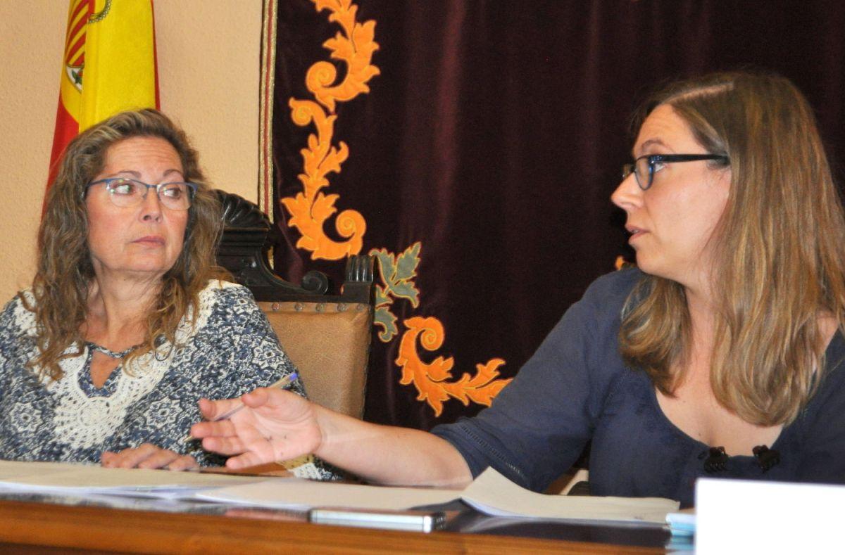 Isabel Ovejero toma posesión como nueva secretaria interventora del Ayuntamiento