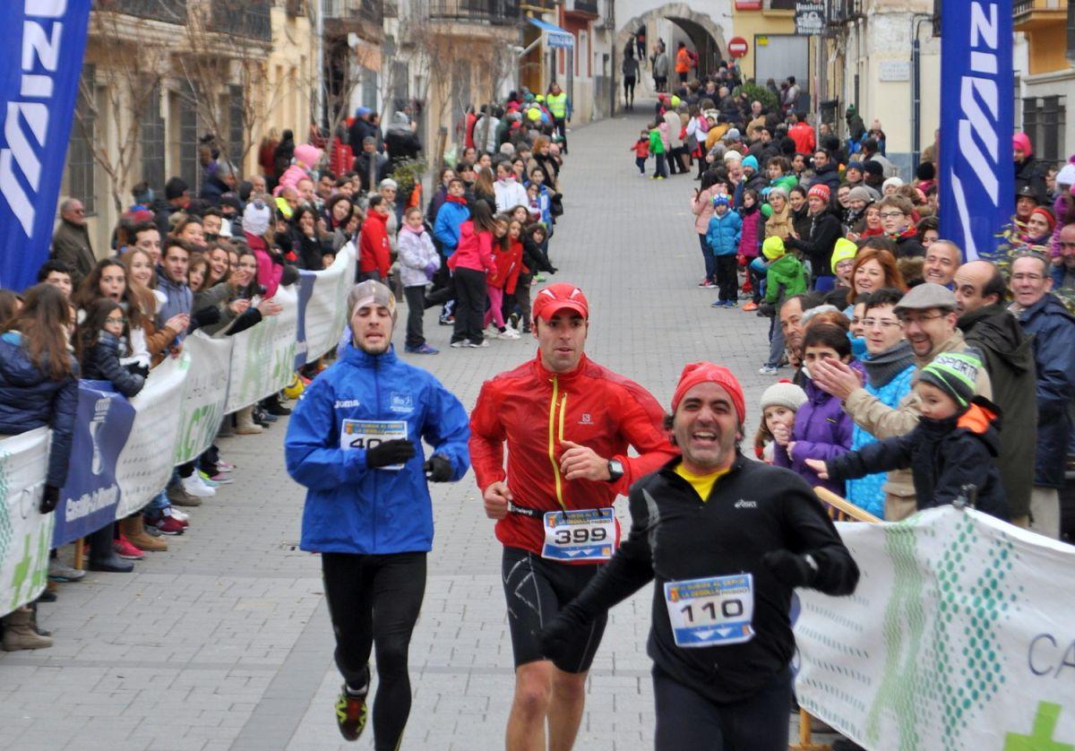 Los organizadores de la 'Subida a la Degollá' confirman que este año no organizarán la carrera