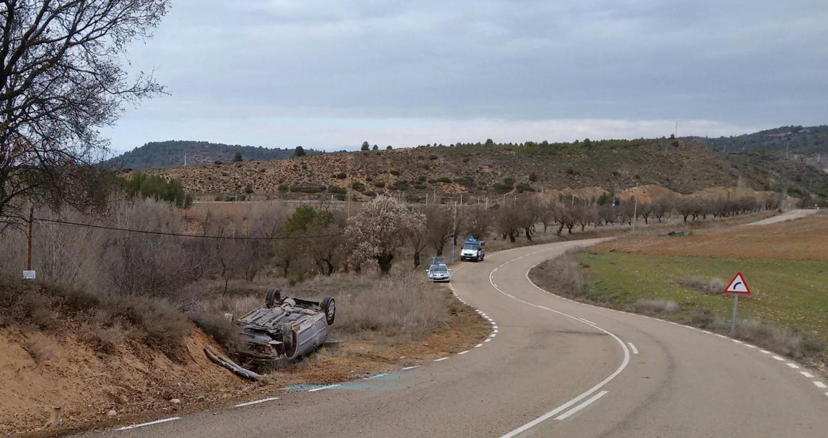 """La Jefatura de Tráfico se compromete a realizar un estudio """"sobre la accidentabilidad"""" de la carretera de San Pedro"""
