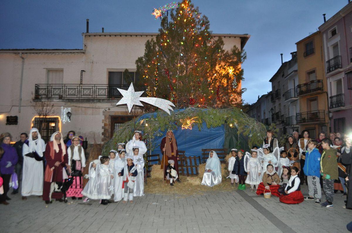 Convocada una reunión entre siete entidades de Priego para organizar las actividades navideñas