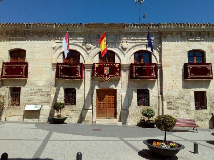 balconadas ayuntamiento