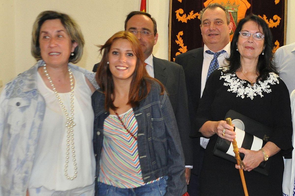 La alcaldesa designa primer teniente de alcalde a Alfonso Biurrún, su marido