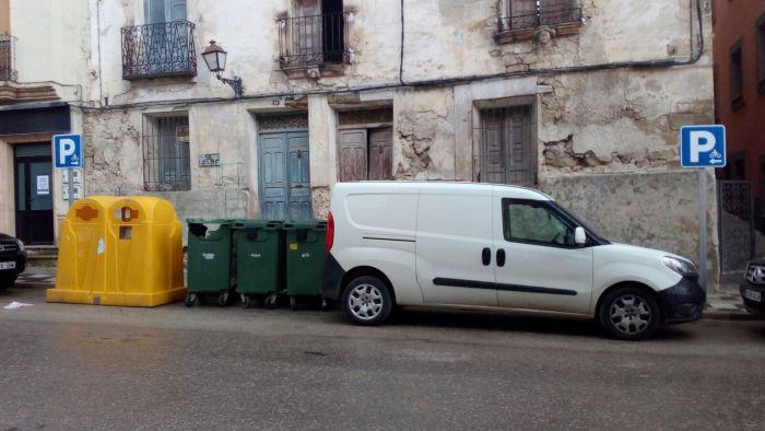 motos aparcamiento