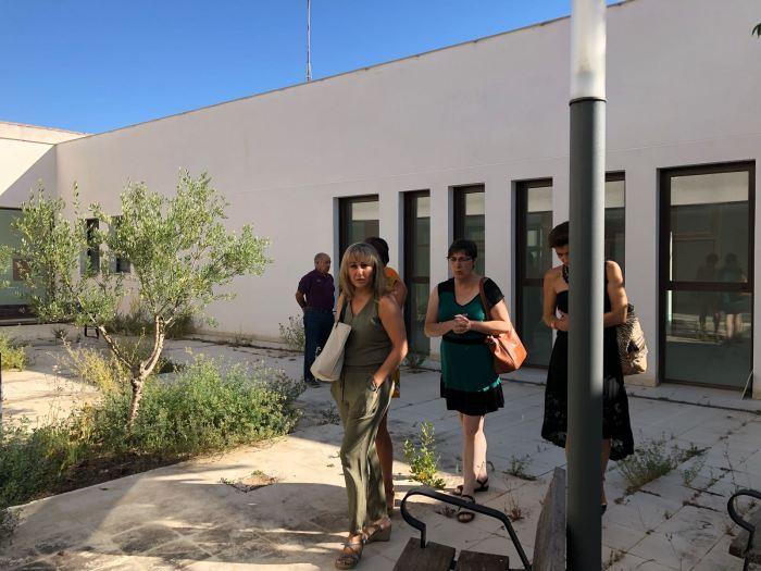 Visita residencia Priego 2