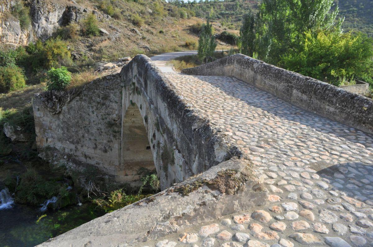 """SOS Patrimonio Conquense pide a la Junta que busque responsables por las """"negligencias"""" en la rehabilitación del puente Liende"""