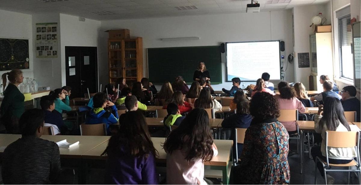 El Centro de la Mujer de Priego ofrecerá talleres sobre violencia de género en varios colegios de la comarca