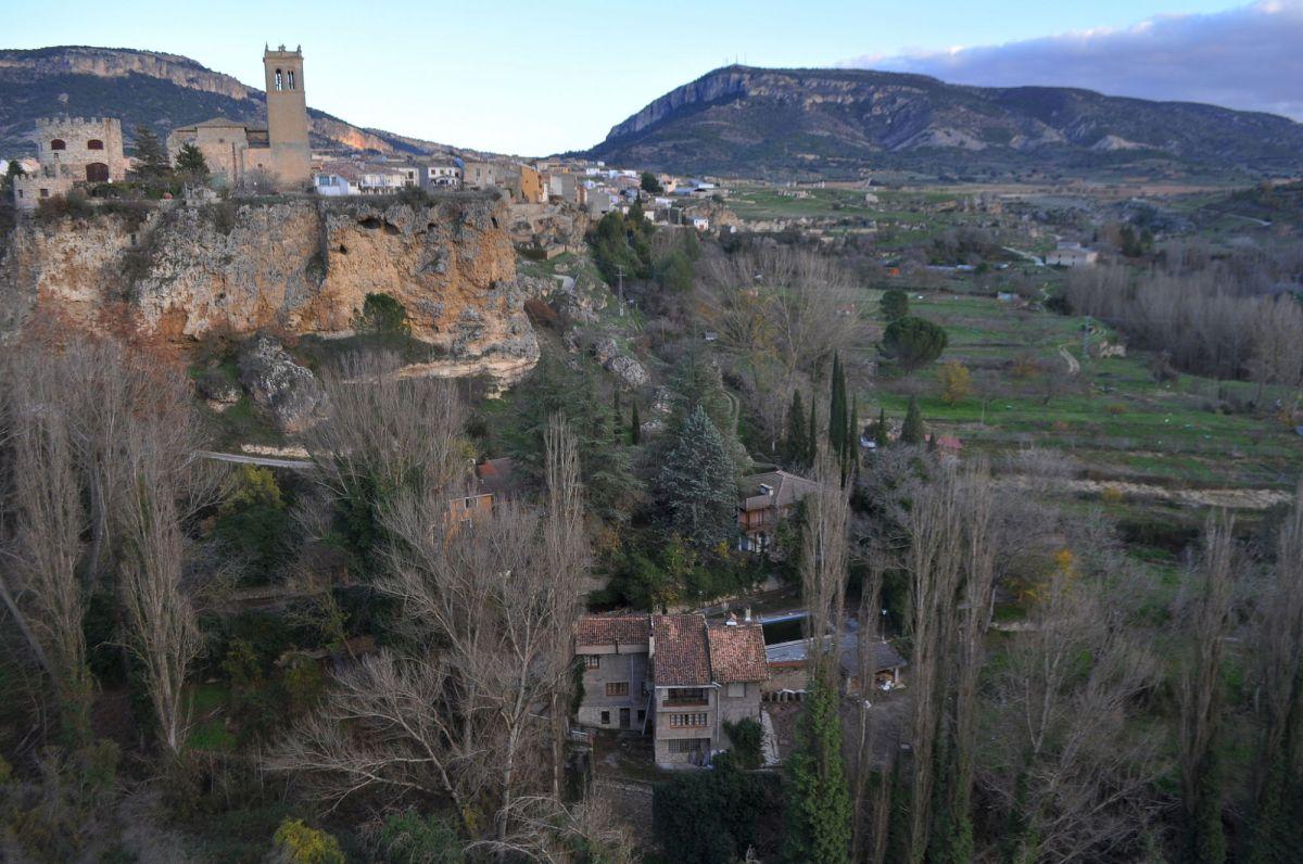 El Ayuntamiento pide ayuda a la Diputación por la rotura del desagüe de La Canaleja