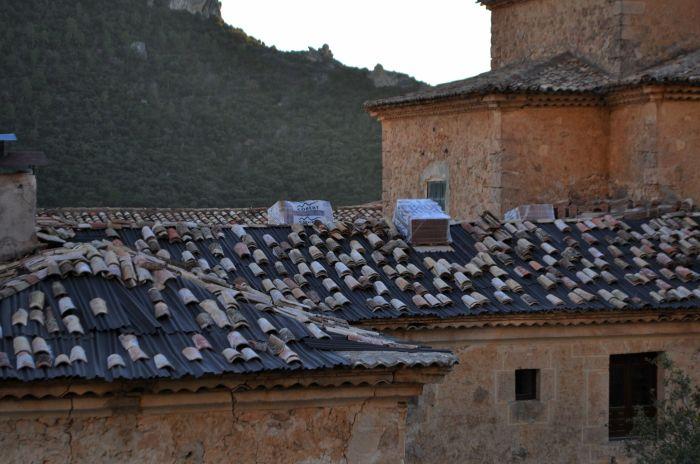 tejado convento