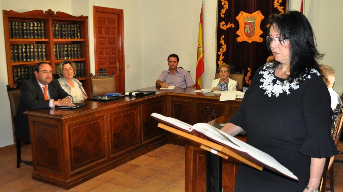 El Gobierno de Azucena Redruello sólo ha cumplido tres de sus promesas electorales