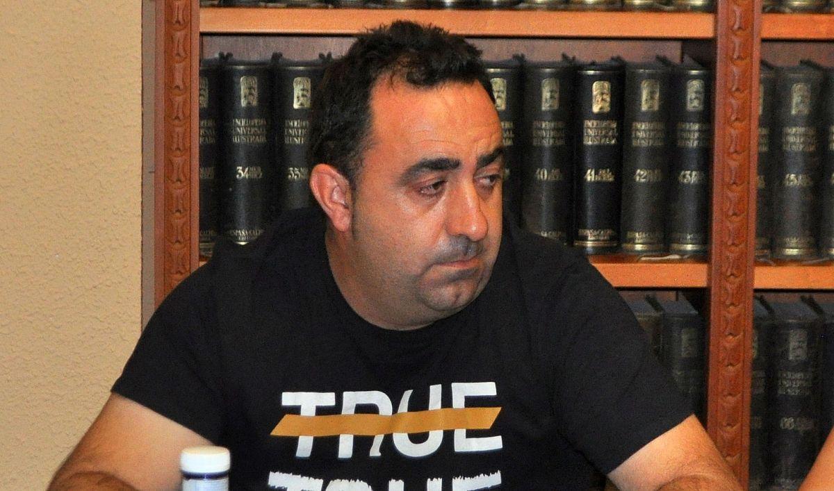 Luis Alberto Canales, concejal del Grupo Socialista, se incorpora a la candidatura electoral del PP