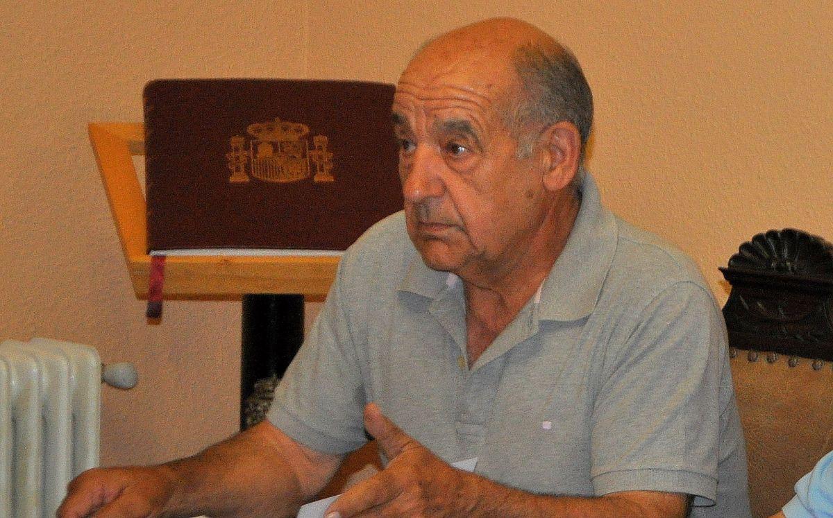 Joaquín Canales, concejal del Grupo Socialista, no repetirá como candidato al ayuntamiento