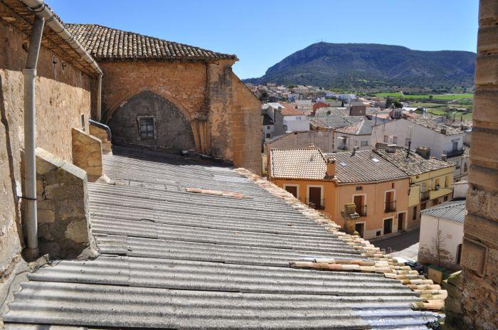 iglesia tejado