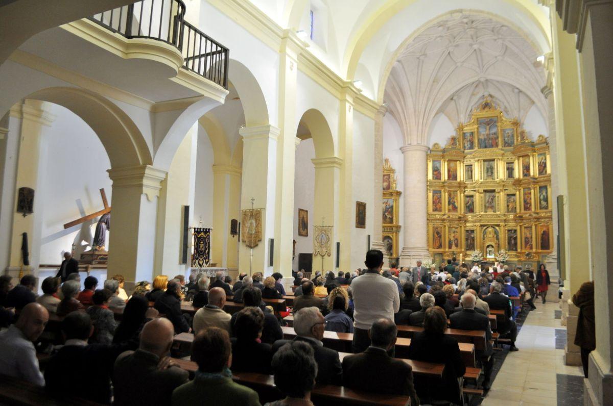 La Diputación y la Parroquia de Priego invertirán 40.000 euros en reformar los tejados de la iglesia y el Convento de San Miguel