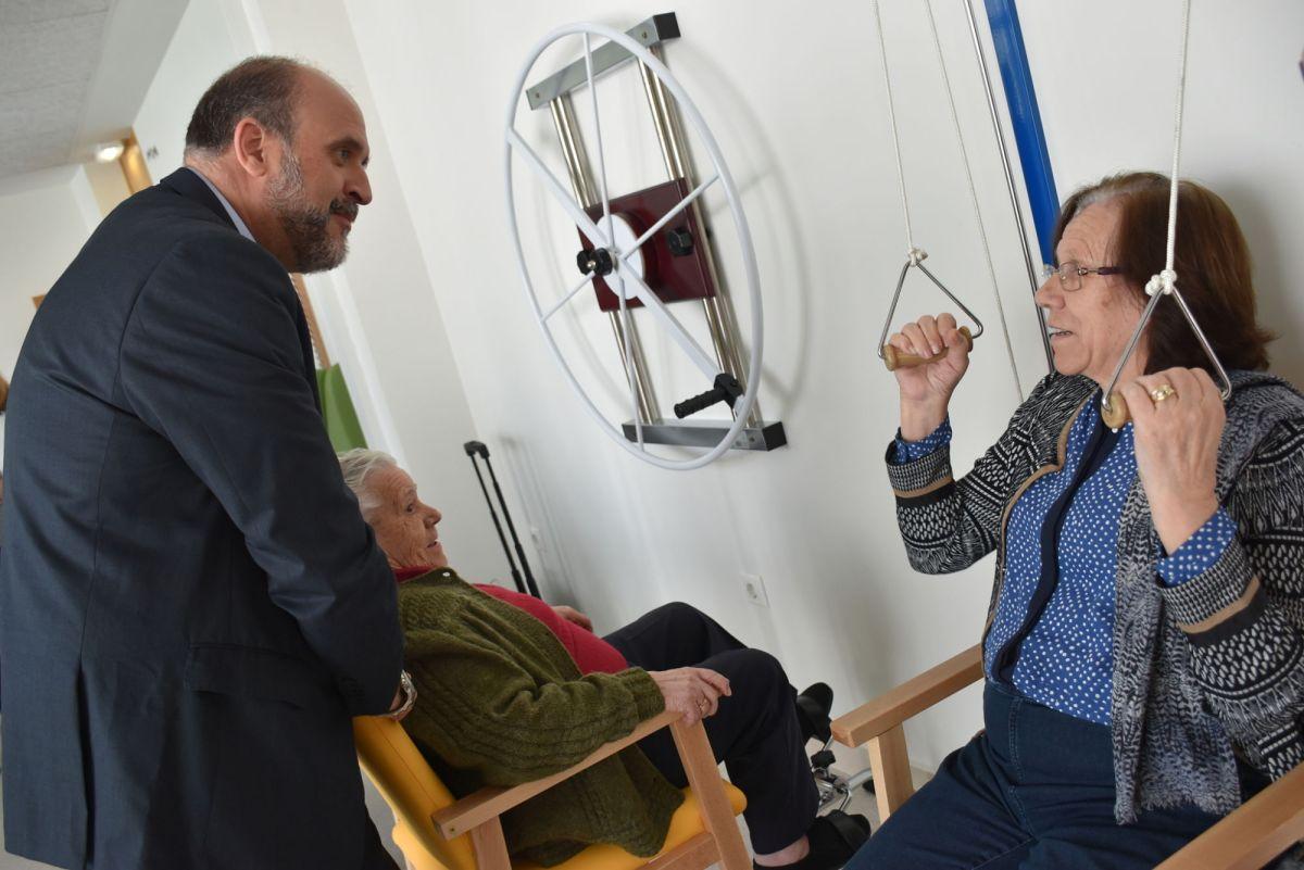 La residencia de mayores de Priego superará el 80% de ocupación la próxima semana
