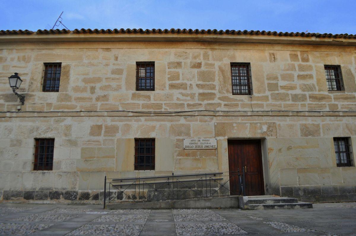 El Centro Cultural Diego Jesús Jiménez acogerá los actos electorales para las generales del 28-A