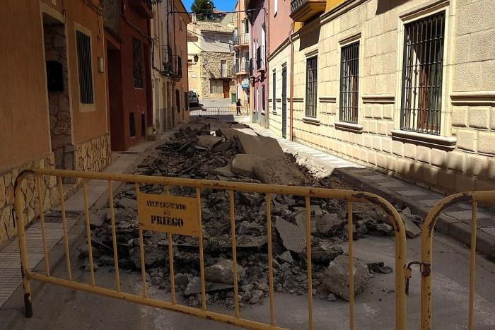calle majestad obras