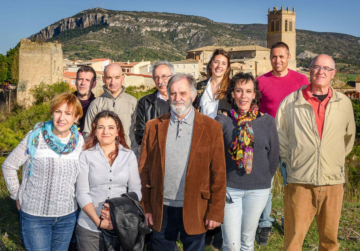 Juntos Por Priego presenta su lista de candidatos para las elecciones de mayo
