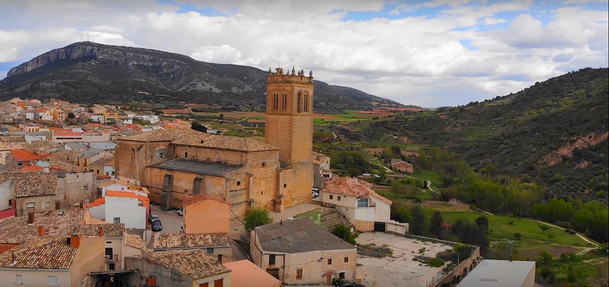 El día que los carlistas de Beteta incendiaron la iglesia de Priego