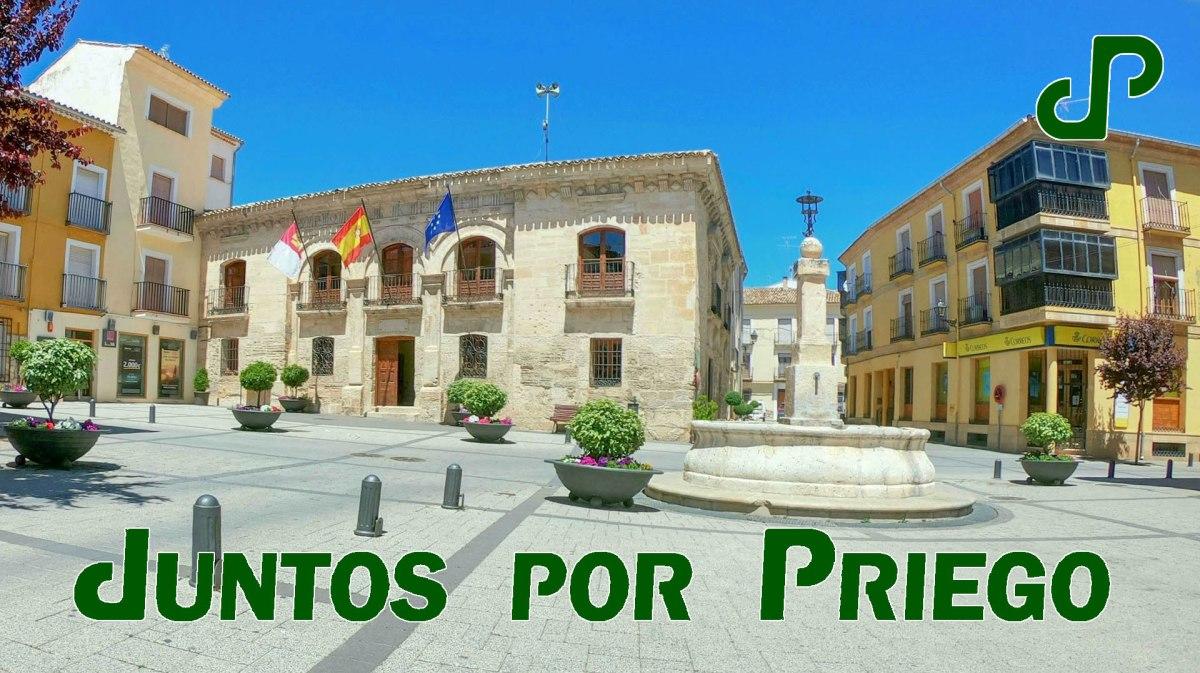 Juntos Por Priego celebrará dos mítines antes de las elecciones del 26 de mayo