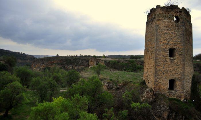 torreón despeñaperros castillo