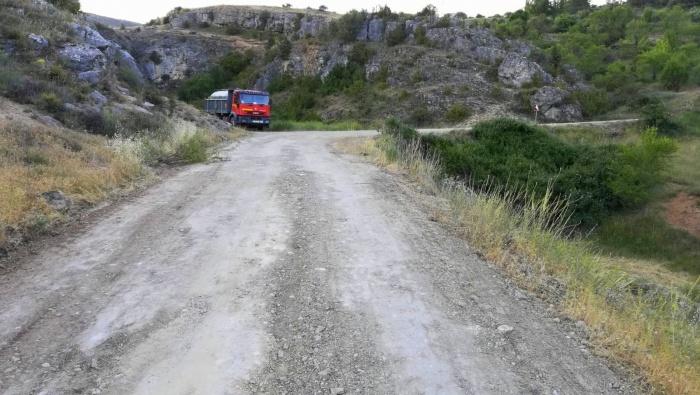 cerrolla camino