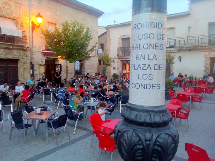 balones plaza