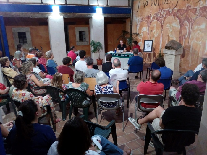 santi escribano libro centro cultural