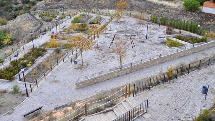 parque canaleja