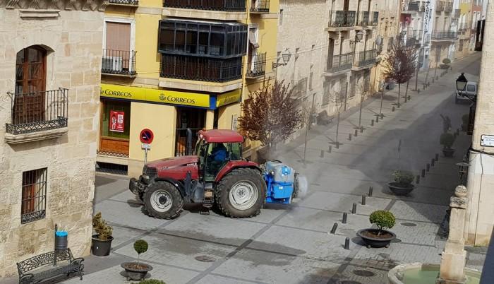 tractor coronavirus