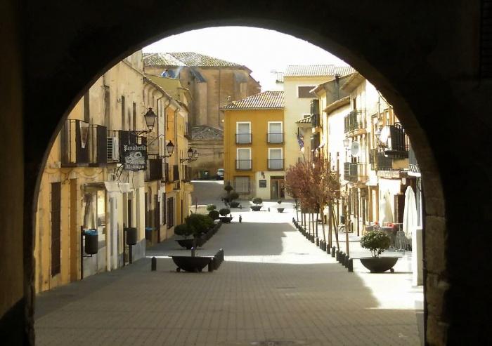 calle larga arco coronavirus