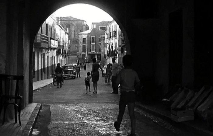 priego antiguo arco calle larga