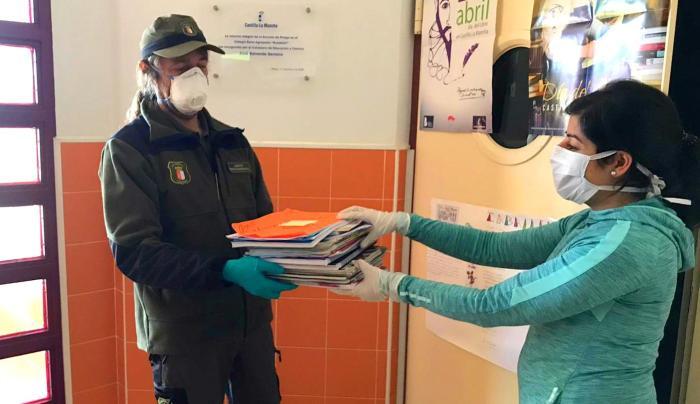 agentes medioambientales forestales coronavirus educacion
