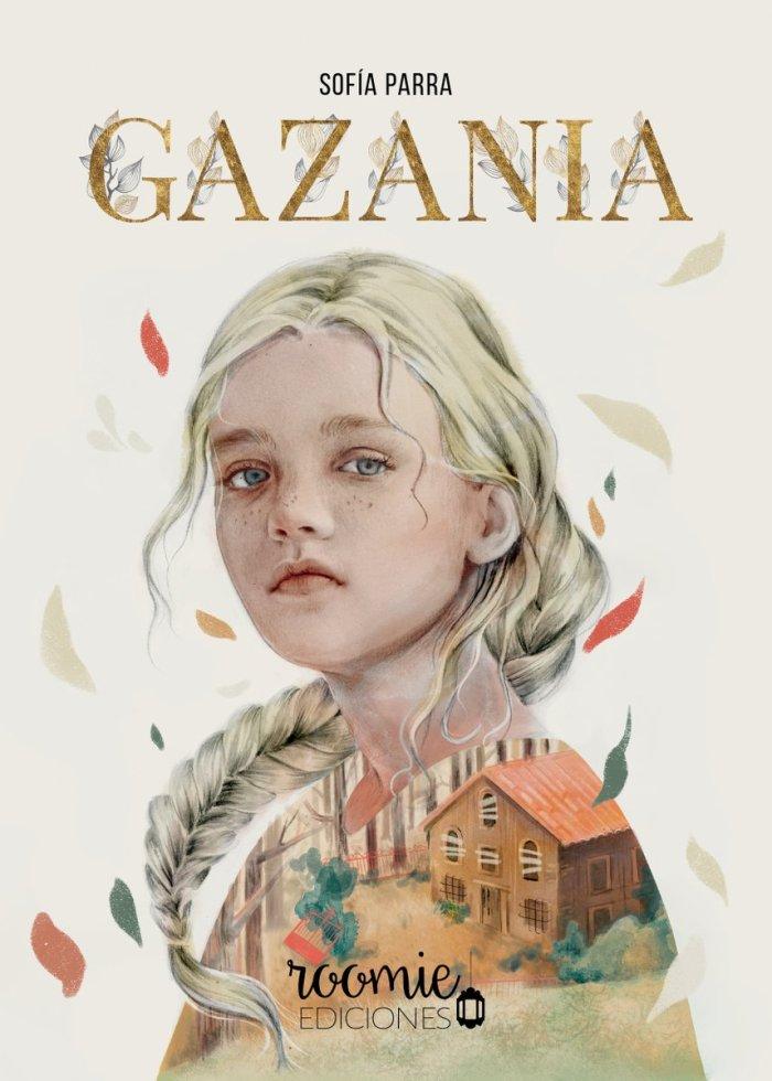 gazania, sofía parra, libro, cultura
